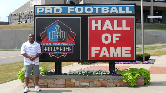 Pro Football Hal;l of Fame Canton, OH