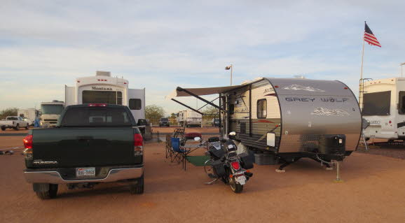 Cotton Lane RV Resort - Goodyear, AZ
