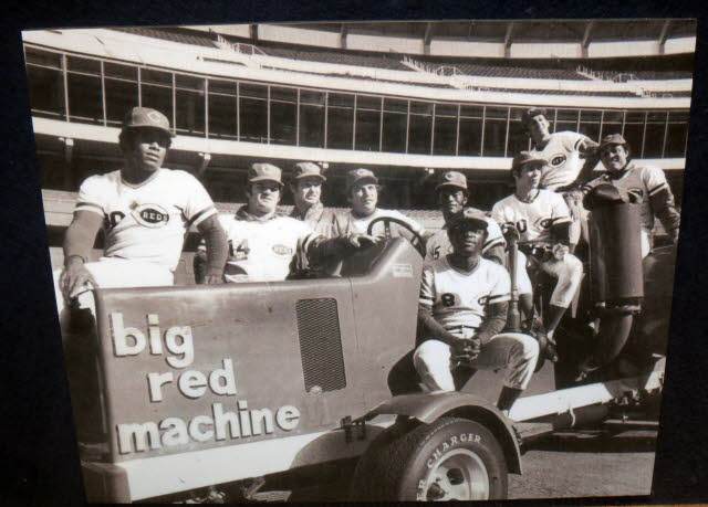 Baseball HoF Big Red Machine