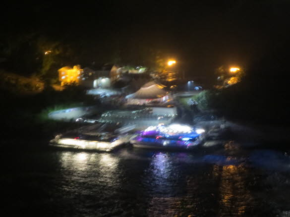 Niagara Falls at Night 007