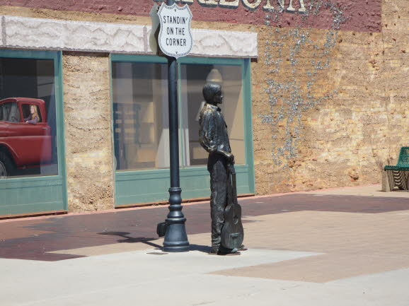 Route 66 - Standin on the Corner