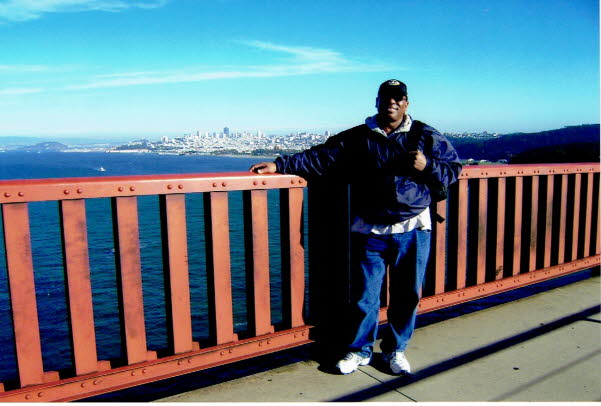 San Francisco Golden Gate Bridge Rob