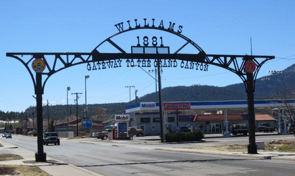 Route 66 - Williams, AZ