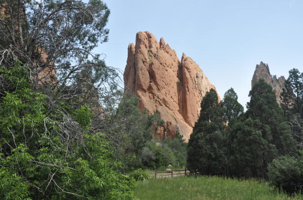 Garden of the Gods - Colorado Sprngs, CO